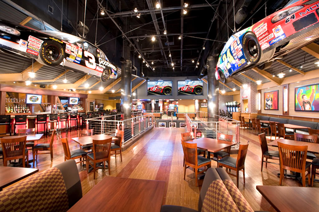 What Makes The Ultimate Sports Restaurant Aerys Sports