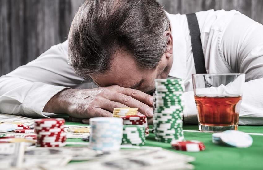 Gambling-Debt